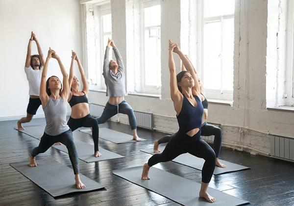 Học làm giáo viên Yoga mang đến nhiều lợi ích