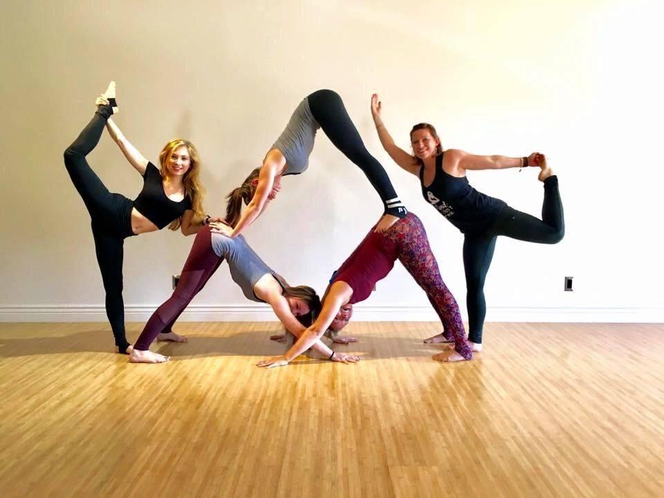 Người làm giáo viên Yoga tại Hoàng Mai