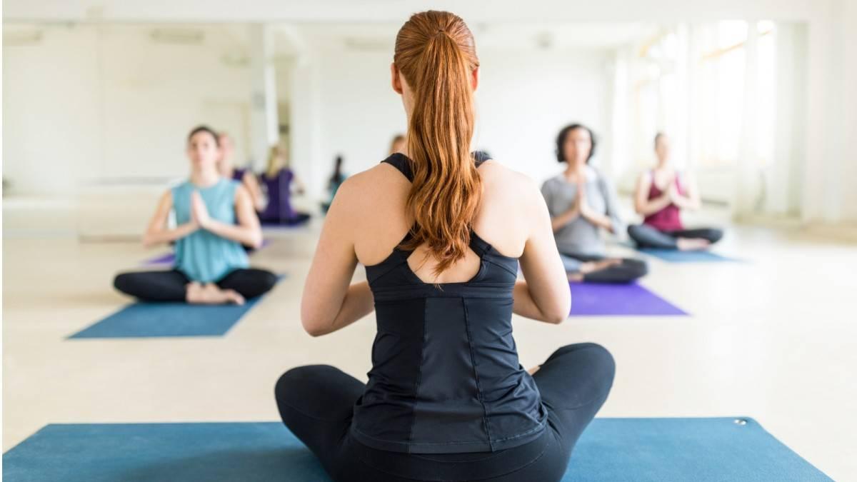 Trở thanh một giáo viên dạy Yoga